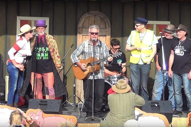 Folk on the Farm 2015
